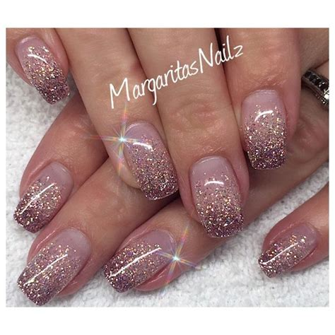 Glitter Nail by The 25 Best Ideas About Gel Nail Designs On