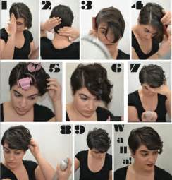 how to style your hair while a pixie grows out nadia aboulhosn the pixie cut show tell stylenoted
