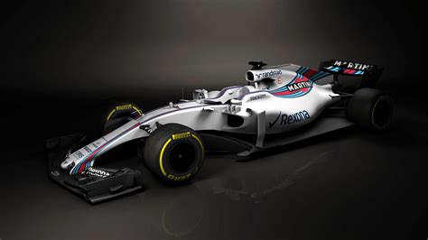 car one williams first to reveal 2017 f1 car mercedes signs james