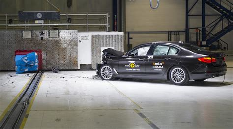 bmw 5 series gets a top 5 ncap safety rating drive