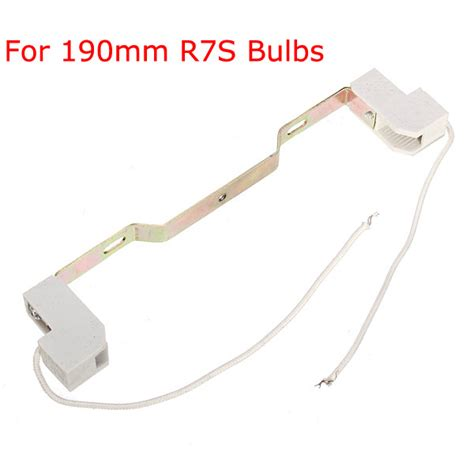 R7s Sockel by R7s Base Bulb Socket L Holder 210mm For R7s Bulbs Alex Nld
