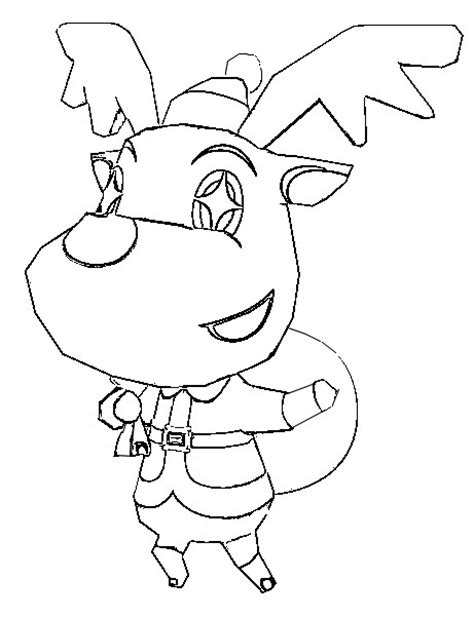 coloring pages of animal crossing new leaf malvorlagen animal crossing 6