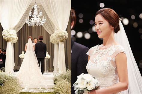 Got Married Cho Park Ha 9 photos from hwang jung eum s glamorous wedding