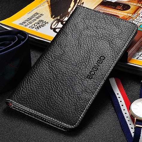 2016 new arrival pu leather wallet pouch cover for apple iphone 7 fashion universal 5