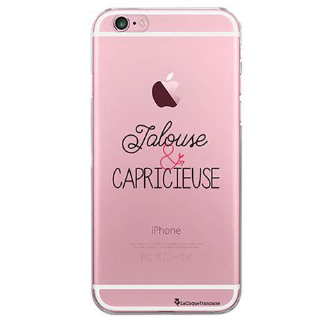 Coque Iphone 6 Amazonbasics by La Coque Fran 231 Aise Iphone 6s Jalouse Et Capricieuse Orange