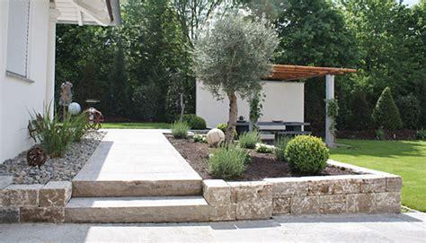 Gartengestaltung Ideen Beispiele 6333 natursteine krieger mauersteine