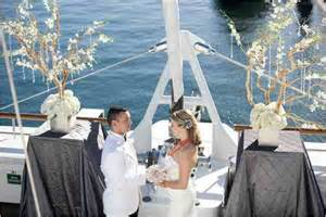 boat wedding decoration ideas yacht and boat wedding decorating ideas design indulgences