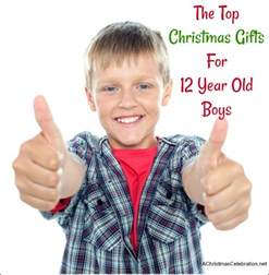 top christmas gifts for 12 year old boys 2018