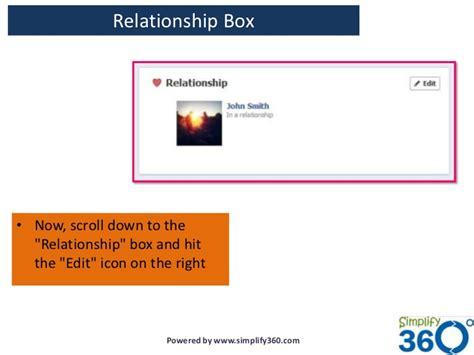 fb relationship status fb relationship status