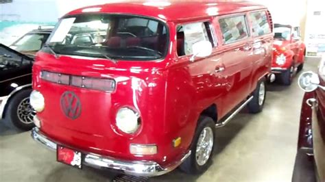 custom volkswagen bus 1970 chopped top volkswagen bus custom interior paint