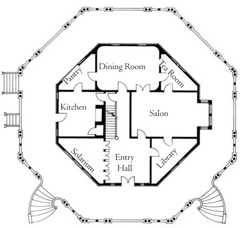 Octagon Floor Plans by Http Www Josephpelllombardi 5homes Images Octagon