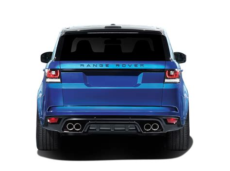 land rover rear 14 15 land rover range rover sport svr look vaero rear