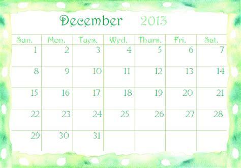 december calender template new calendar template site