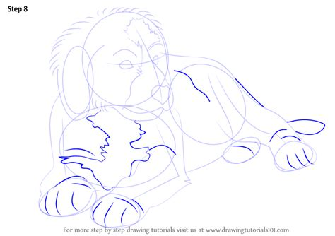 how to a bernese mountain learn how to draw a bernese mountain other animals step by step drawing tutorials