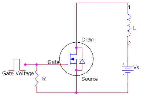 transistor driving inductive load transistor driving inductive load 28 images tahmid s controlling an ac load with a mosfet