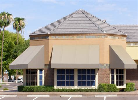 window canvas awnings commercial canvas awnings