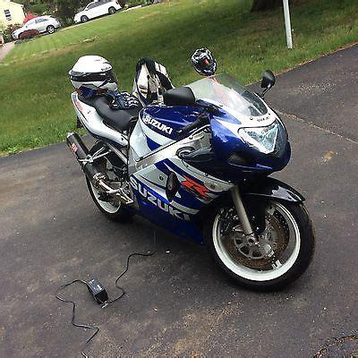 2002 Suzuki Gsxr 600 by 2002 Suzuki Gsxr 600 Motorcycles For Sale