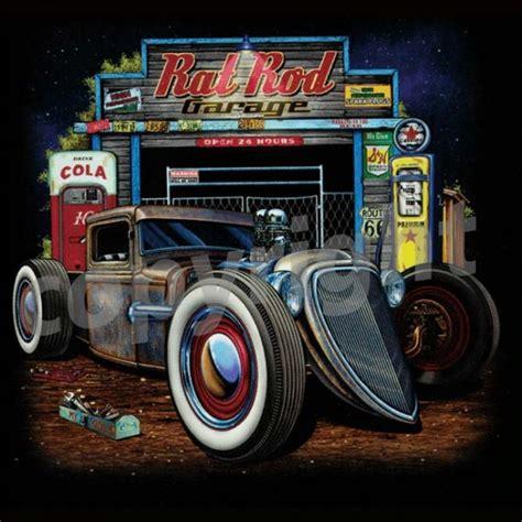 Rod Garages by Rat Rod Garage
