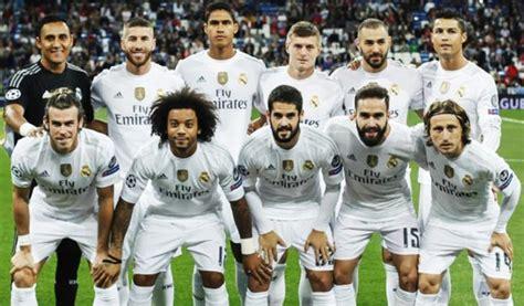 imagenes del real madrid jugadores 2015 real madrid c f f 250 tbol de andaluc 237 a