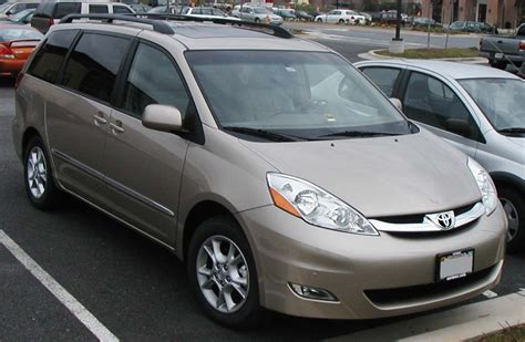 how to work on cars 2006 toyota sienna head up display file 06 sienna xle limited jpg wikimedia commons
