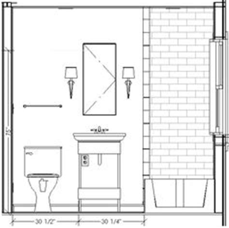 Bath After Section by 1000 Images About Interior Elevations On
