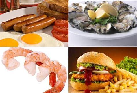 alimentos con colesterol alimentos que tienen colesterol