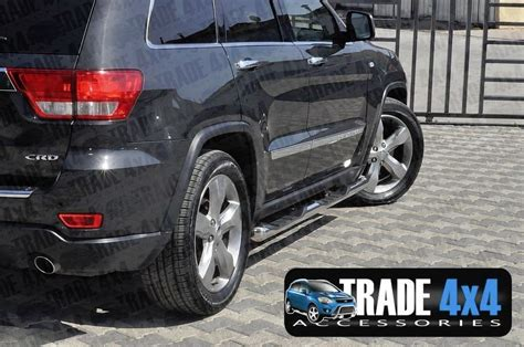 jeep grand step bars jeep grand side steps bars stainless steel chrome