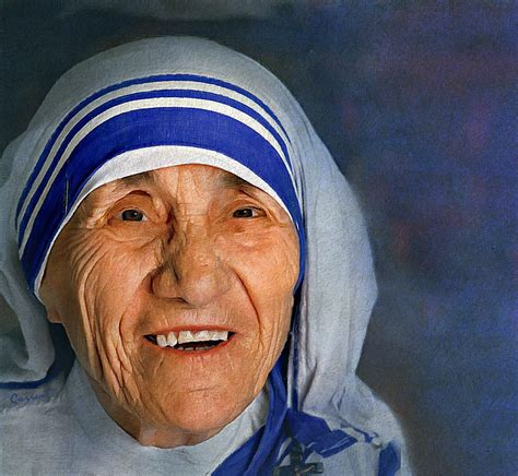 biography for mother teresa walsh hall wild about god