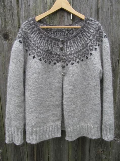 lopi knitting foggy maren cardigan craftsy knitting lopi
