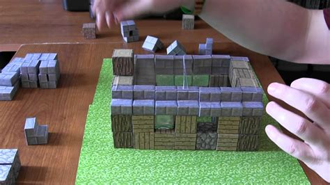 make your home real life minecraft time to build house youtube