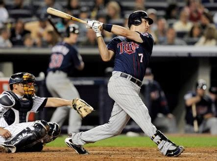 joe mauer swing catchers the scarcest commodities in the bigs mlb the