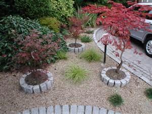 Easy Front Yard Landscaping - low maintenance garden design dublin landscaping ie