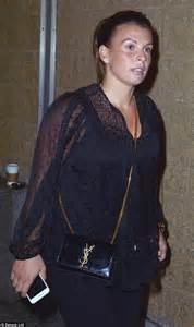 born adele navy coleen rooney enjoys date night with husband wayne at