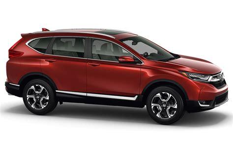 Honda Cvr by 2017 Honda Cr V Reviews And Rating Motor Trend
