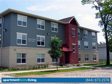 one bedroom apartments in la crosse wi the grove apartments la crosse wi apartments