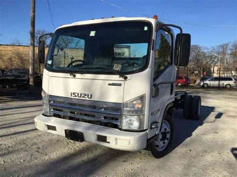 isuzu npr hd 2008 medium trucks