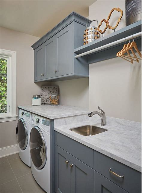 Painting Laundry Room Cabinets 17 Best Ideas About Grey Laundry Rooms On Pinterest Utility Room Ideas Laundry Room And Laundry