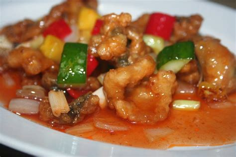 Minyak Ikan Buat Ayam Bangkok resepi ayam masak masam manis resepi bonda