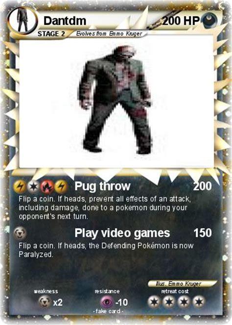what are dantdm s pugs names pok 233 mon dantdm 109 109 pug throw my card