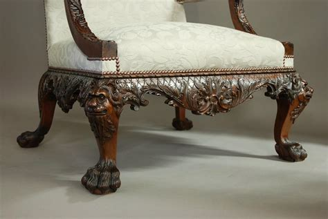 carved armchair louis xv style carved giltwood antique bergere armchair