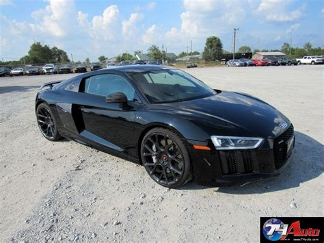 Audi R8 Cars For Sale by Easy Build 2017 Audi R8 5 2 V10 Plus Repairable For Sale