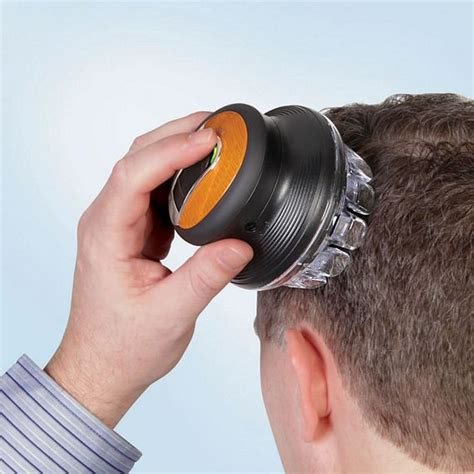 hair clipper self haircut haircuts single handed barber diy self haircutting made easier