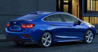 2016 chevrolet cruze review price release date mpg
