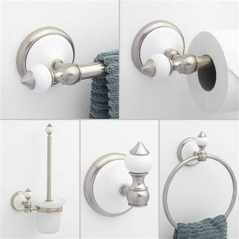 Bathroom Accessories Adelaide Adelaide 5 Piece Collection Bathroom Accessory Set Bathroom