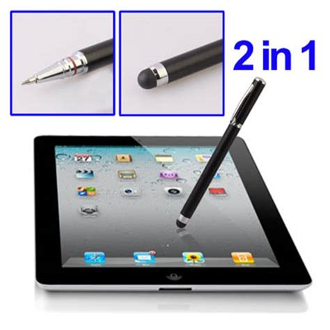 2 In 1 Magic Touch Pen For Smartphone Capacitive Screen 2 in 1 magic touch pen for iphone 4 3gs 2 ipod