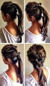easy waitress hairstyles 21 peinados que puedes hacer en menos de cinco minutos