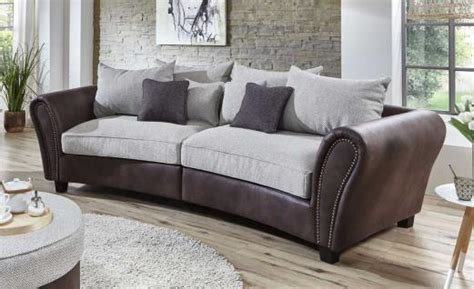 riesen sofa riesen sofa finest bigsofa sam grau bei pocode with