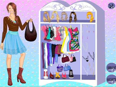 download full version dress up games hannah montana dress up free game screenshots
