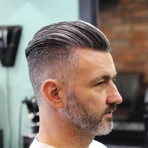 men hairstyle from back side 20 trendy slicked back hair styles