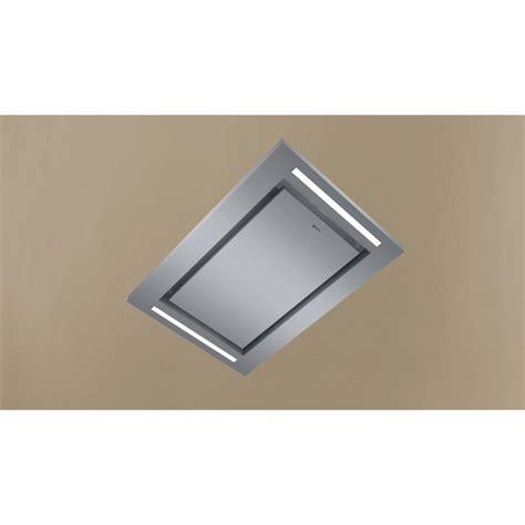 cappa aspirante da soffitto neff i90cl46n0 cappa aspirante a soffitto in acciaio inox